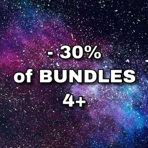 Other - 🔥-30% 𝗼𝗳 𝗕𝗨𝗡𝗗𝗟𝗘𝗦🔥